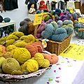 Graine de laine, salon créations et savoir faire, paris 2011