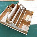 Vide-poche et porte-lettre-etape 1- junk box and letter-holder step 1