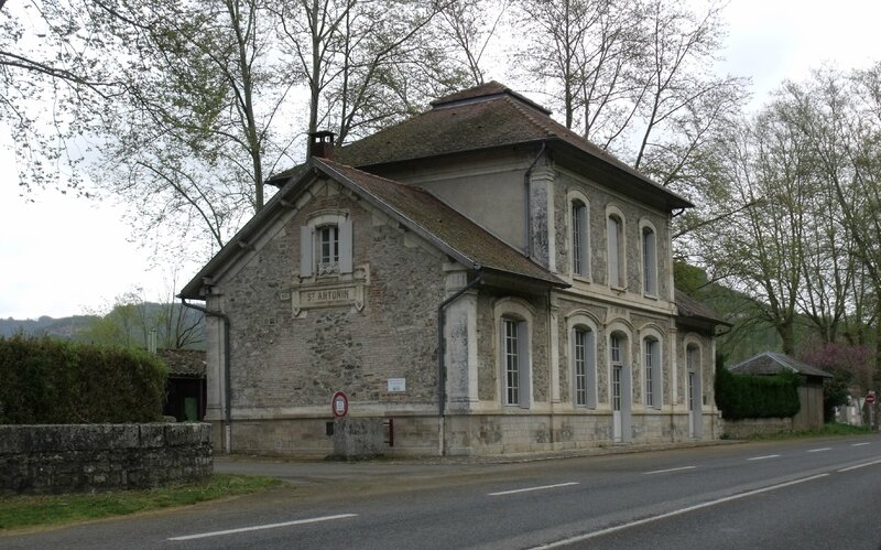 Saint-Antonin-Noble-Val (Tarn-et-Garonne - 82)