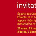 Rallye «egalité des chances et diversité» des csef