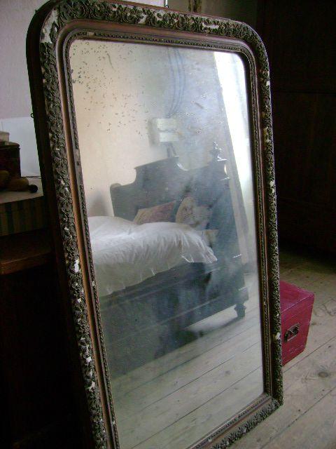 miroir xxl notre maison du bonheur. Black Bedroom Furniture Sets. Home Design Ideas