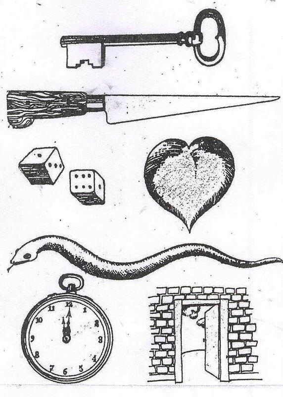 objets et symboles