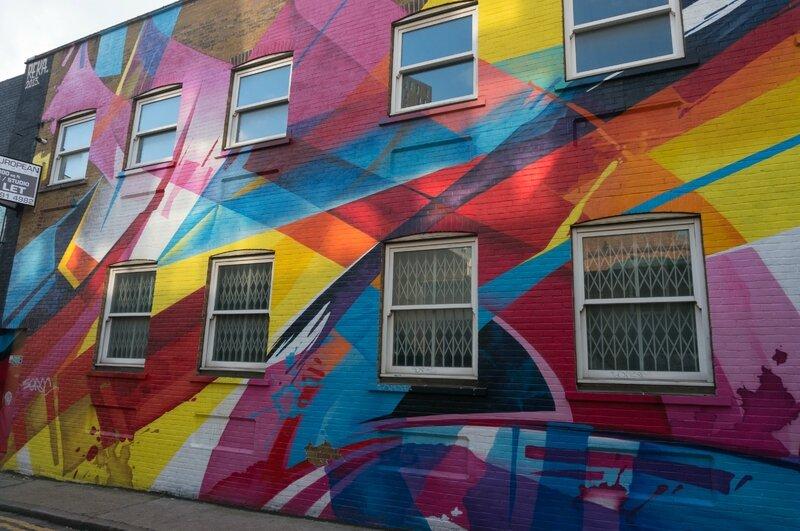 MadC (de son vrai nom Claudia Walde), est une artiste du graffiti allemand.