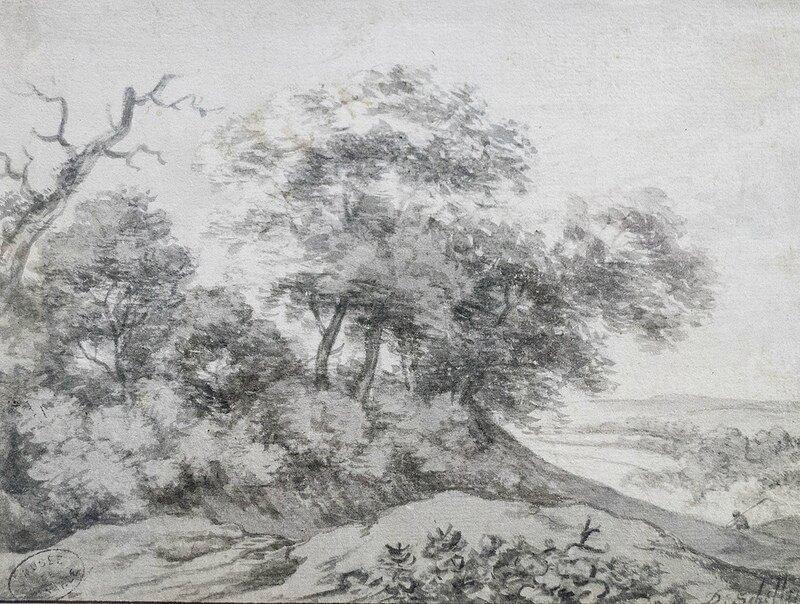 Moïse et le buisson