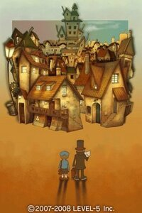 professeur_layton_etrange_village_DS_artwork_001