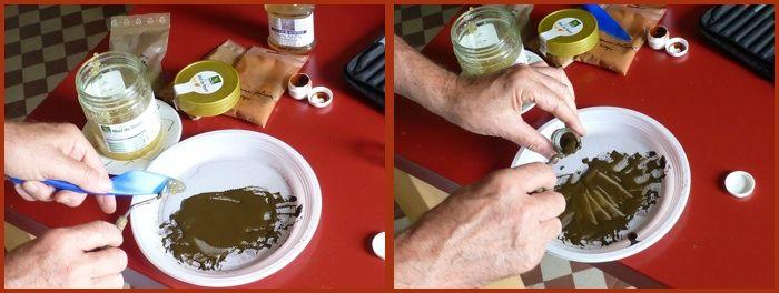 Cuisine au miel noir de bougie - Cuisine couleur miel ...