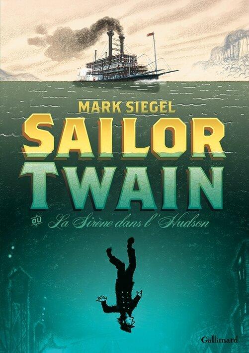 Sailor Twain - couverture française