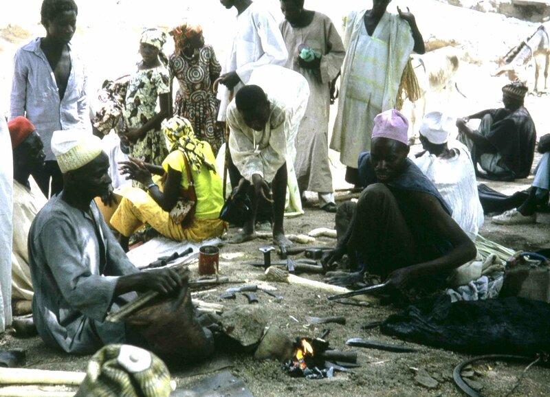 Cameroun Maroua _ Mora Forgeron