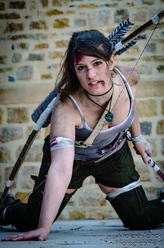 Carolo Game Show 2017 - Cosplay - Lara Croft-17