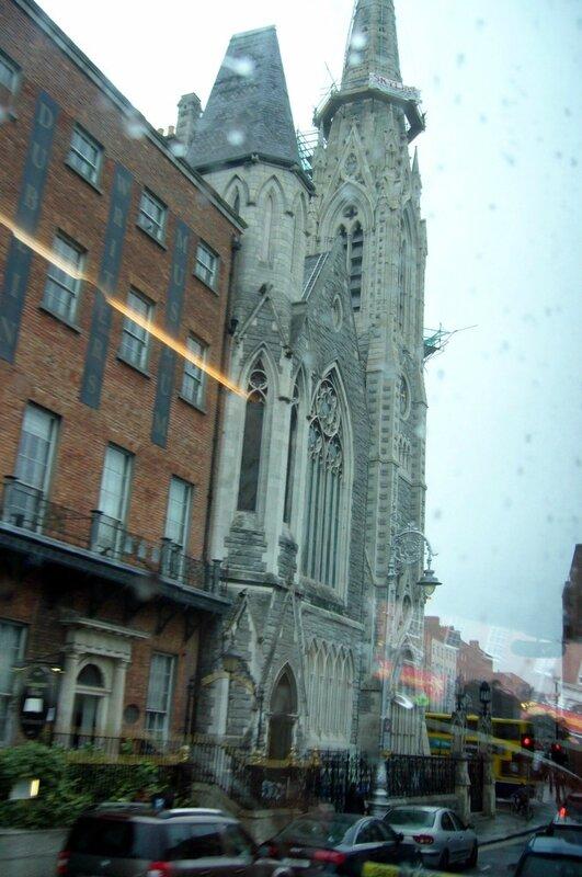 119 Dublin Musée des écrivains