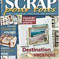 Scrap pour Tous n°28 Eté 2014