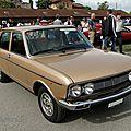 Fiat 132 gls (2e série) 1974-1977