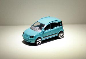 Fiat panda de chez Majorette 01