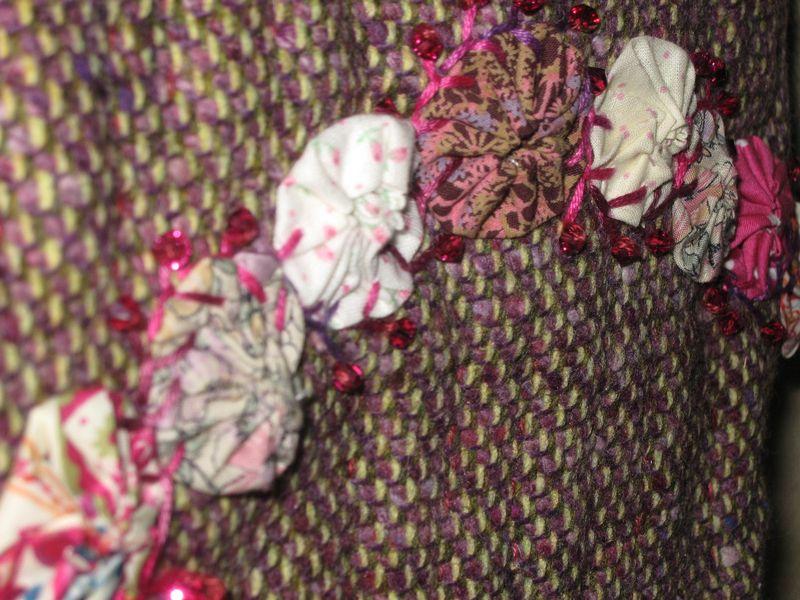 Un sac à tricot façon Léa Stansal, #1