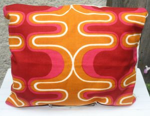 coussin 02 rouge