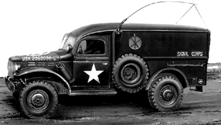 Dodge_WC-54_of_the_Signal_Corps