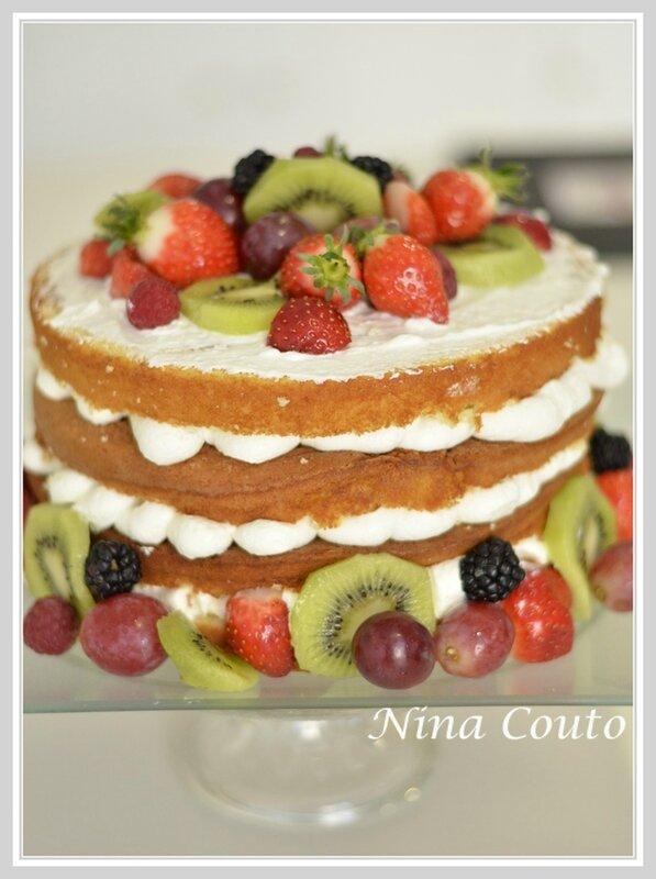 Gateau anniversaire Nina Couto Nimes 2
