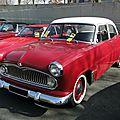 Simca vedette trianon 1954-1957