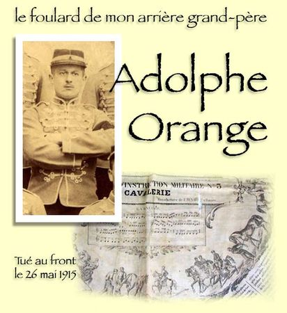 Foulard_adolphe_Orange