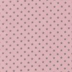 batiste rose toile argent
