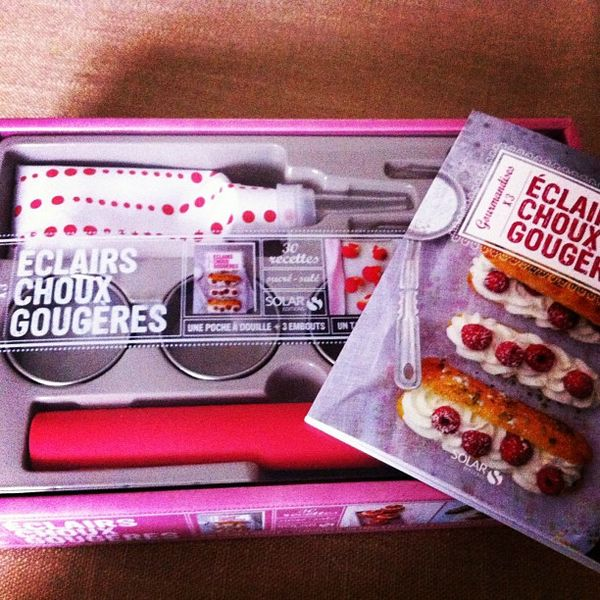 coffret chouquette
