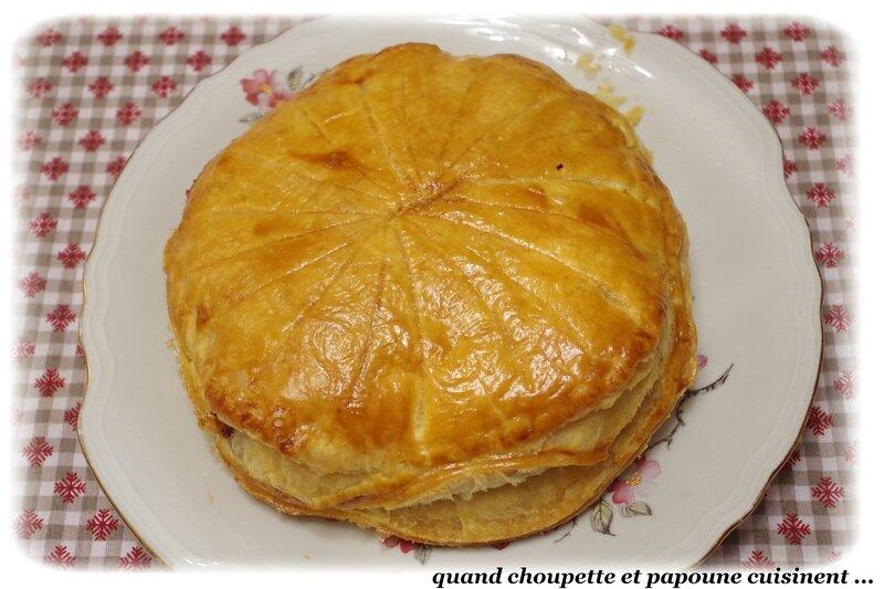 galette pâte de pistache-frangipane-7020