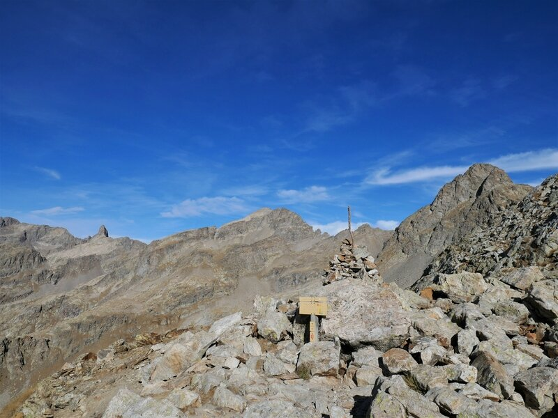 Baisse du Basto, 2693m