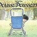 Pousse-poussette