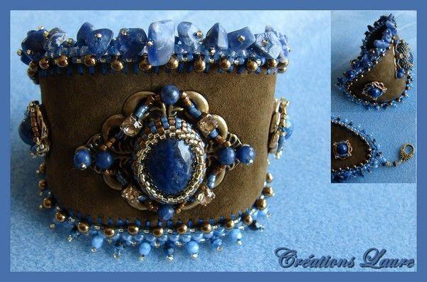 bracelet-cuir-sodalite