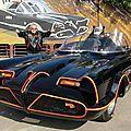 La batmobile originale de 1966 à vendre le 19 janvier 2013 à scottsdale par barrett-jackson! (cpa)