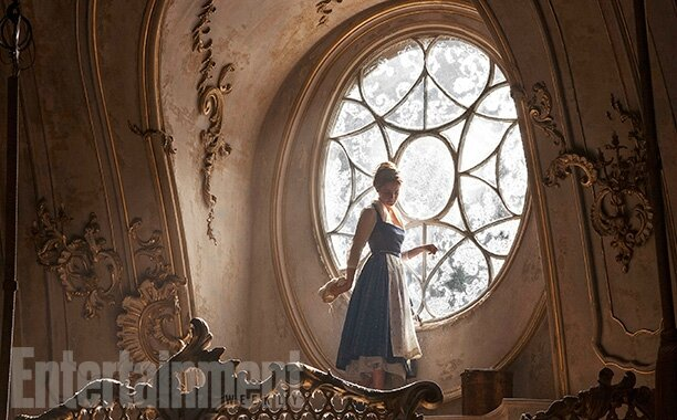 Emma Watson_Beauty & The Beast movie