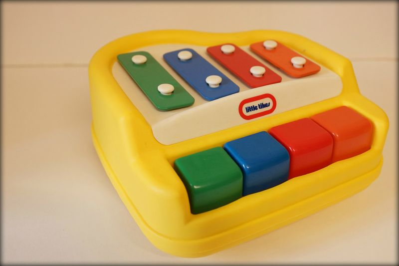 Piano Little Tikes 1