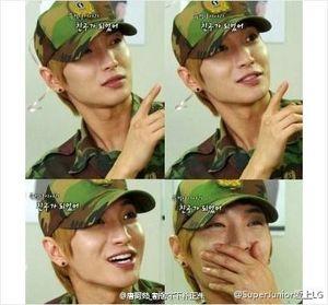 Teukie army