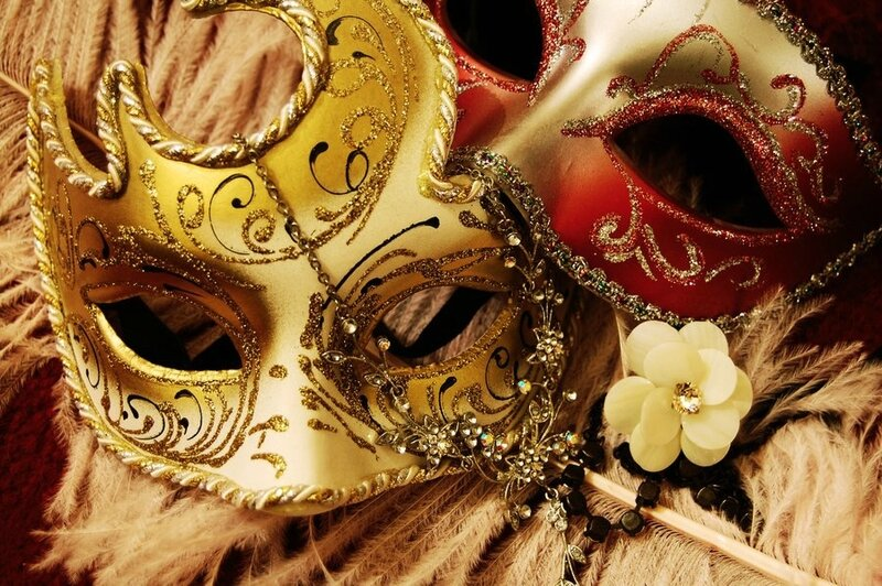 masques carnaval