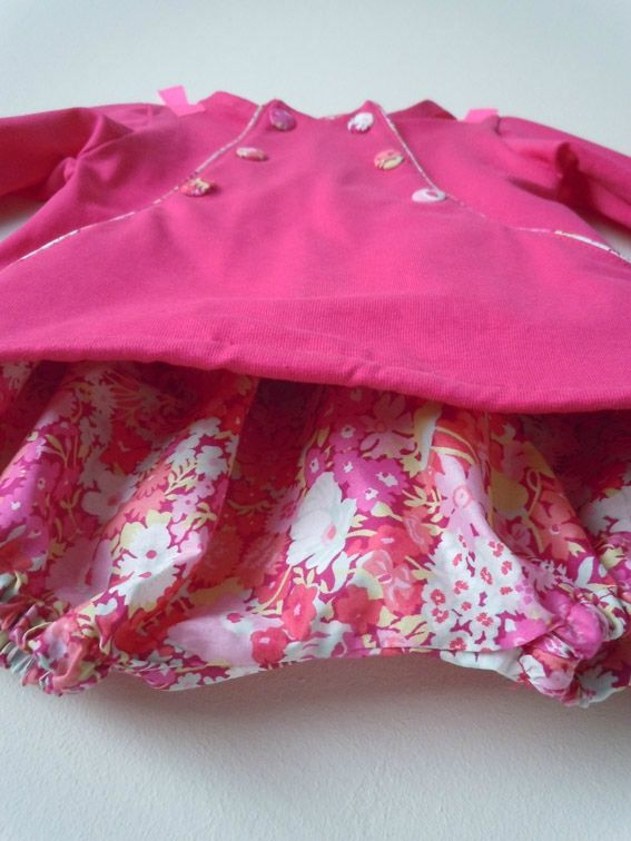 Tenue Junebug Dress-bloomer3M 1-3
