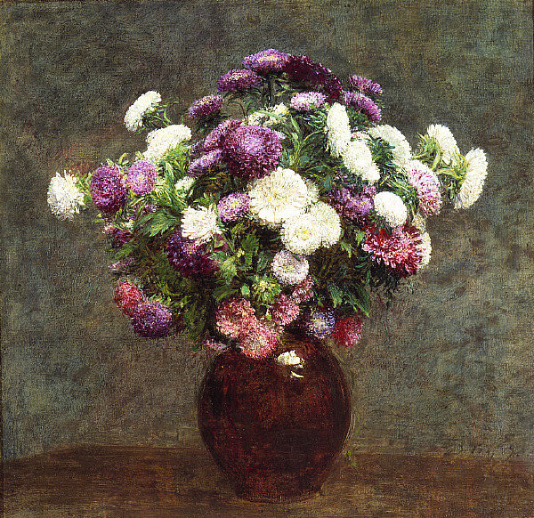 1875 - Asters
