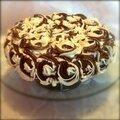 Gâteau au chocolat spécial anniversaire