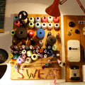 Textile & Vintage / Sweat Shop, café couture