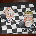 A arte e o xadrez