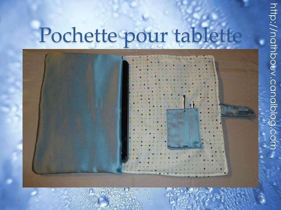Pochette pour tablette - Pochette tablette asus 10 pouces ...
