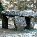 dolmen de Saint-Nectaire