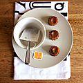 Cannelés au thé