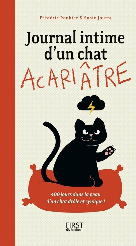 Journal intime d'un chat acariâtre