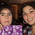 la despedida de Camila... se fue al sur de Chile