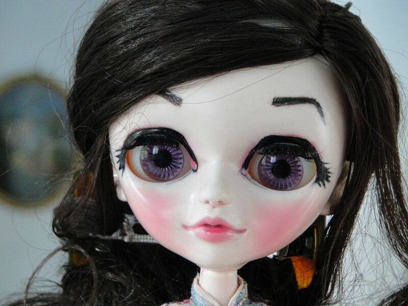 beautiful chinese doll TANGKOU pullip and blythe