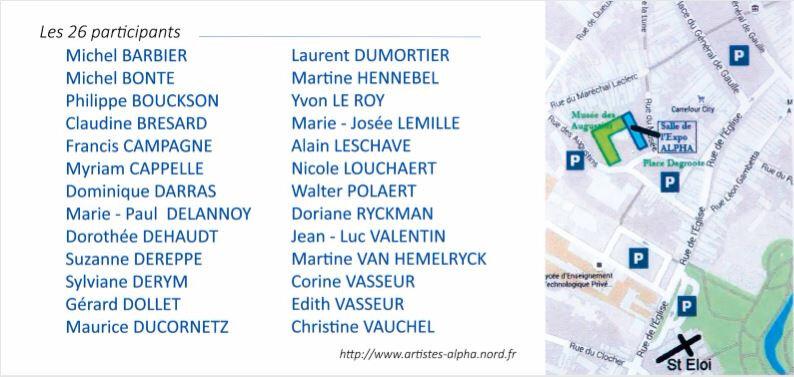 Verso invitation mars 2018