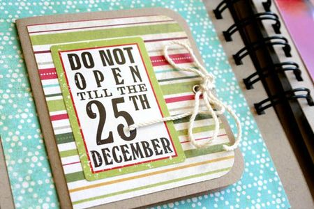 mini album joyeux Noël 021