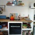 la cuisine imaginée par Monsieur S