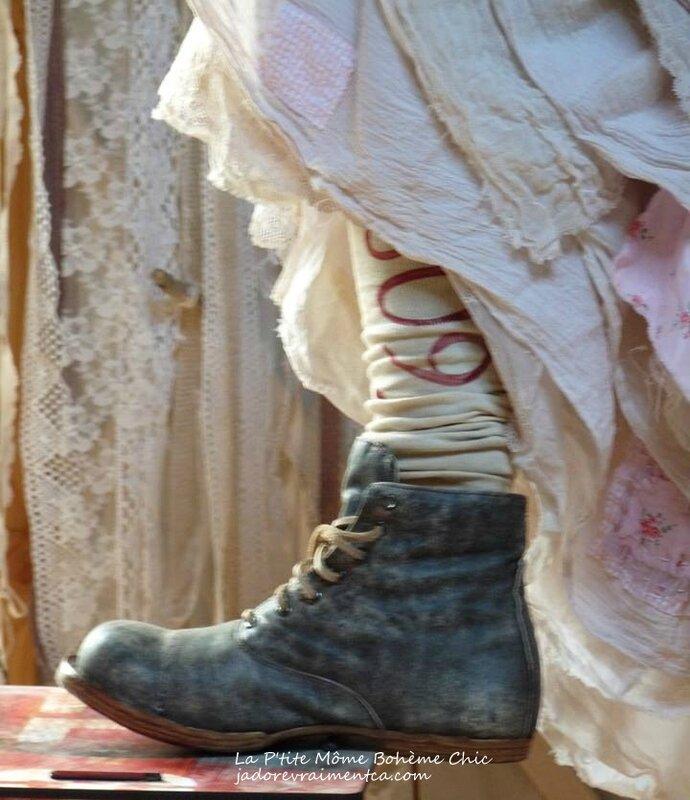 Boots MP & jambières DaWn