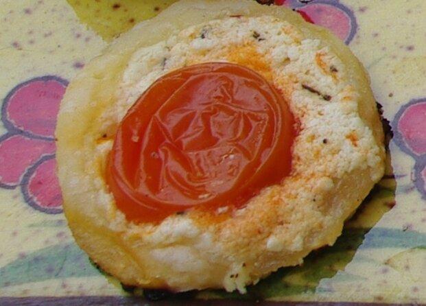 tartelette tomate chèvre